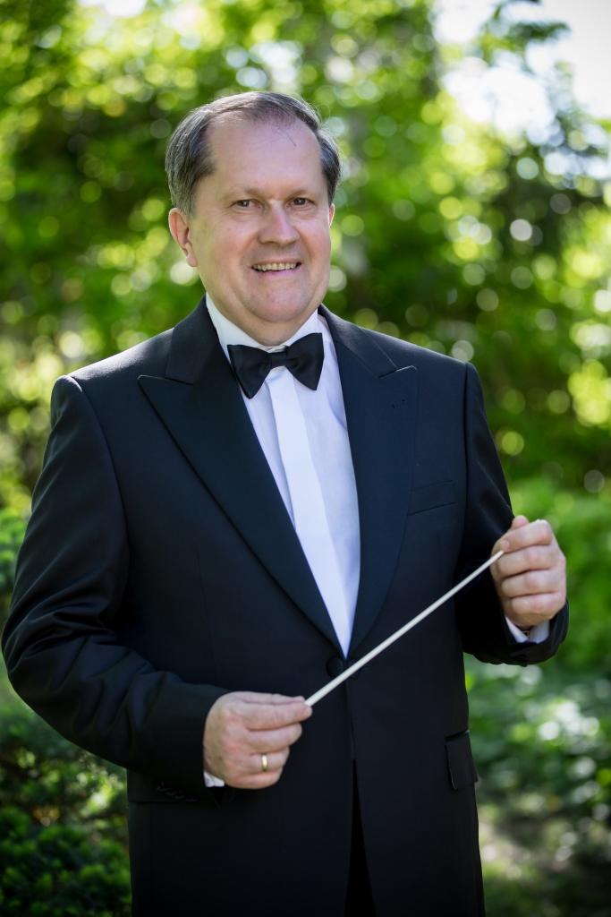 Záborszky Kálmán vezető karmester